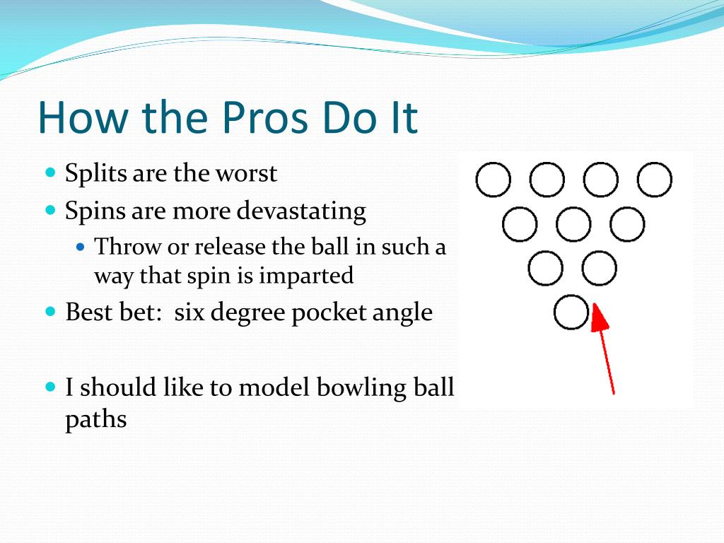 How the Pros Do It