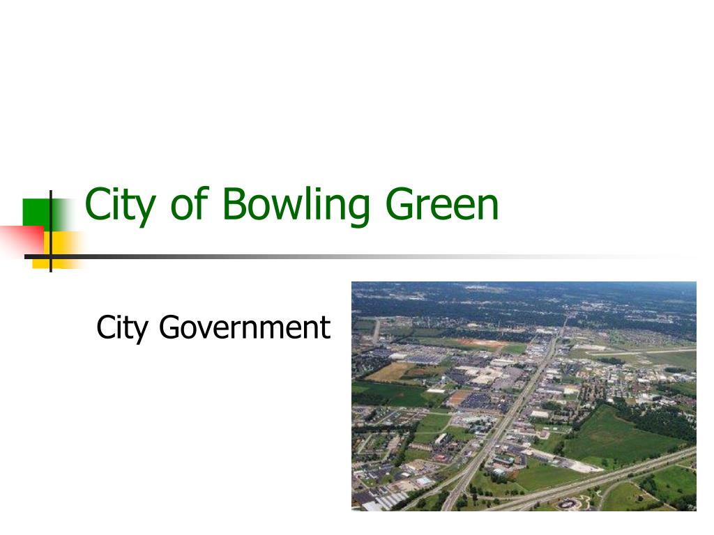 city of bowling green l.
