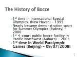 the history of bocce10