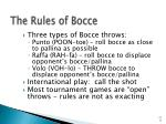 the rules of bocce16
