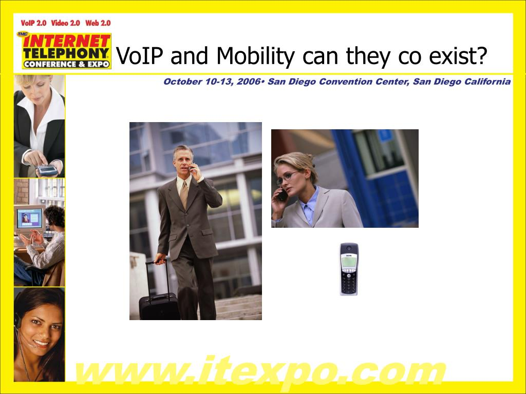 VoIP and Mobility can they co exist?