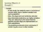 learning objective 4 example 239