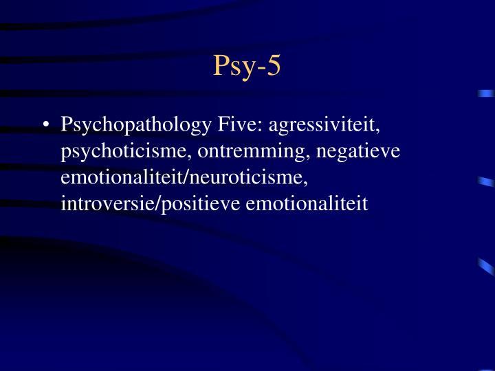 Psy-5
