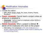 modification anomalies13