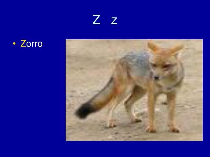 Z   z