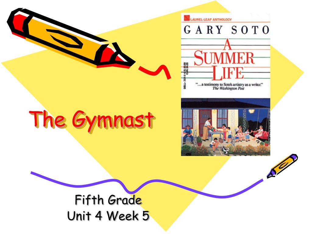 the gymnast l.