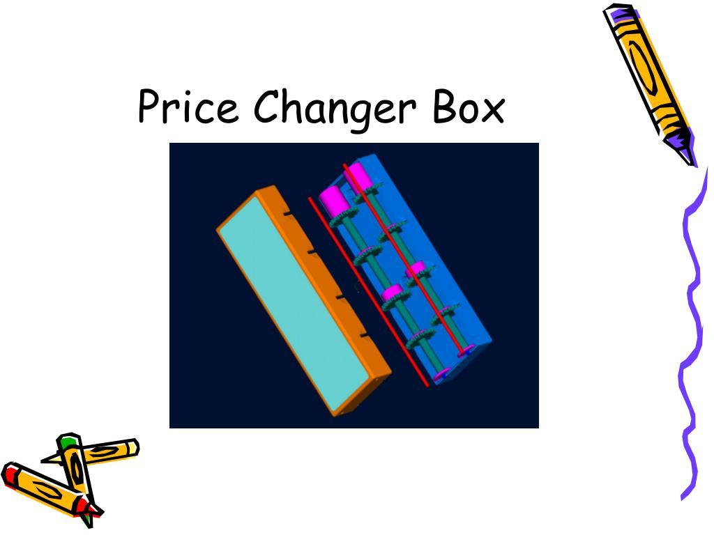 Price Changer Box