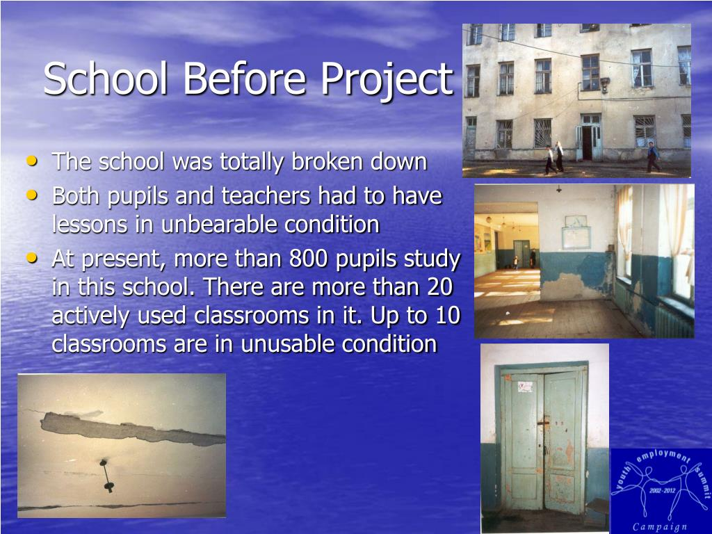 school before project l.