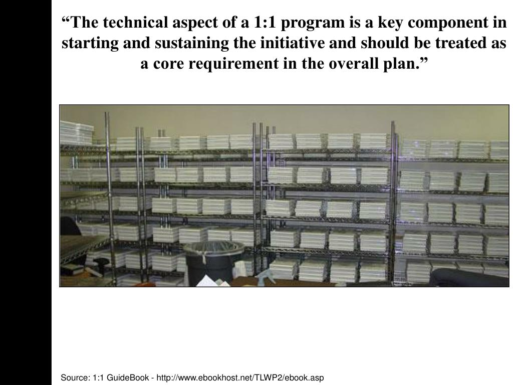"""""""The technical"""