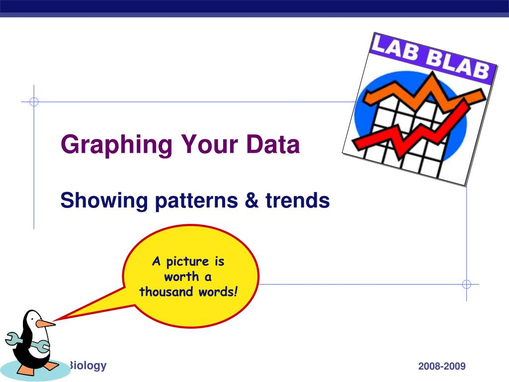 Ppt Graphing Your Data Powerpoint Presentation Free
