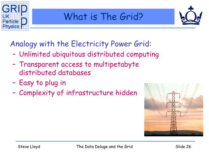 What is The Grid?