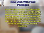new utah wic food packages9