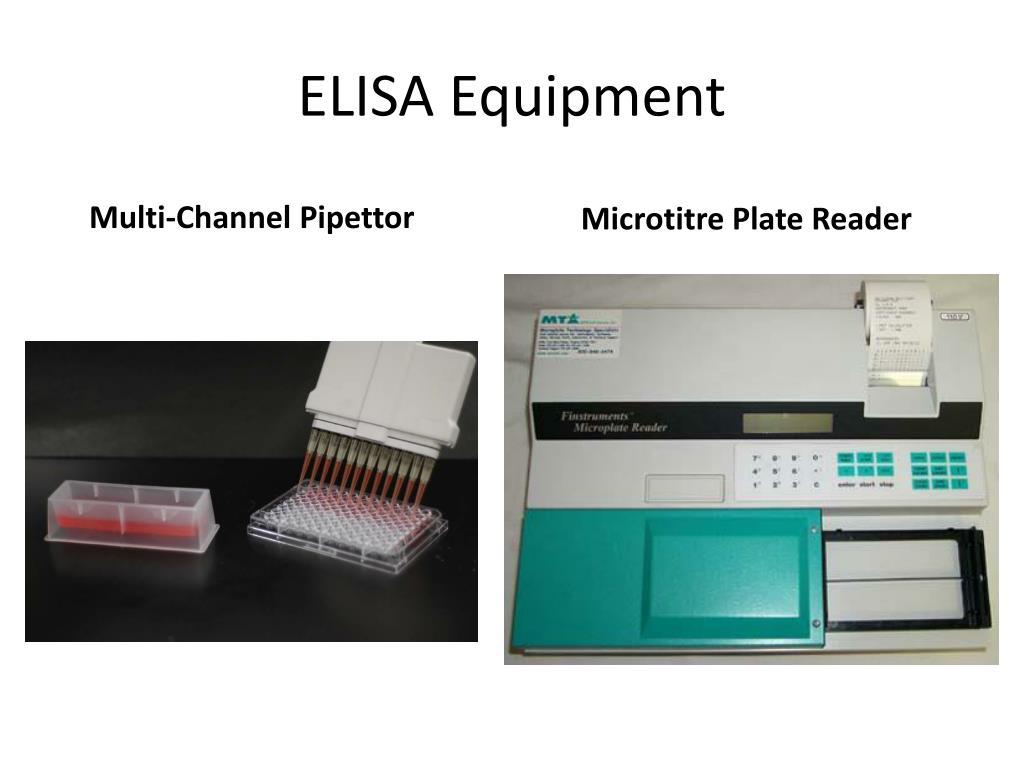 ELISA Equipment