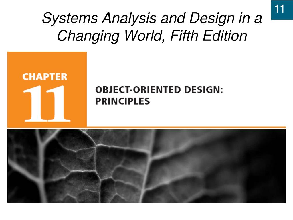 Ppt Systems Analysis And Design In A Changing World Fifth Edition Powerpoint Presentation Id 893080