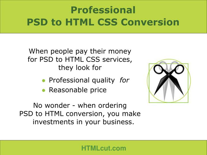Professional psd to html css conversion3