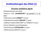 antibioth rapie des rsia 1