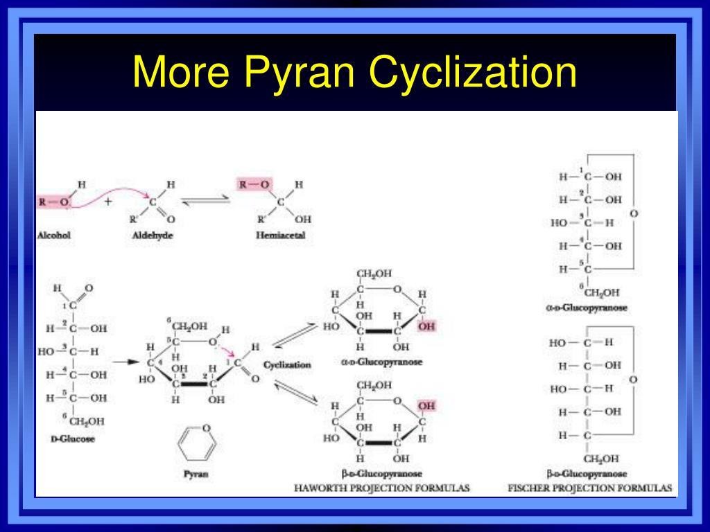 More Pyran Cyclization