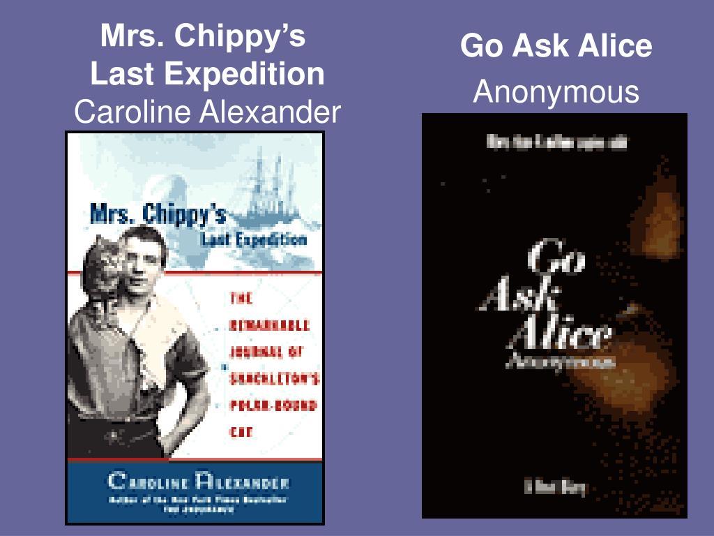 Mrs. Chippy's