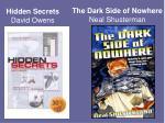 hidden secrets david owens
