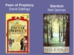 pawn of prophecy david eddings