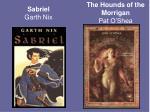 sabriel garth nix