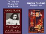 the diary of a young girl anne frank
