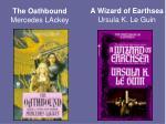 the oathbound mercedes lackey