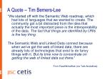 a quote tim berners lee
