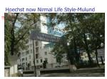 hoechst now nirmal life style mulund