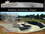portfolio brookings oregon