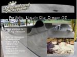 portfolio lincoln city oregon ii