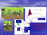 dynamics of the long jump