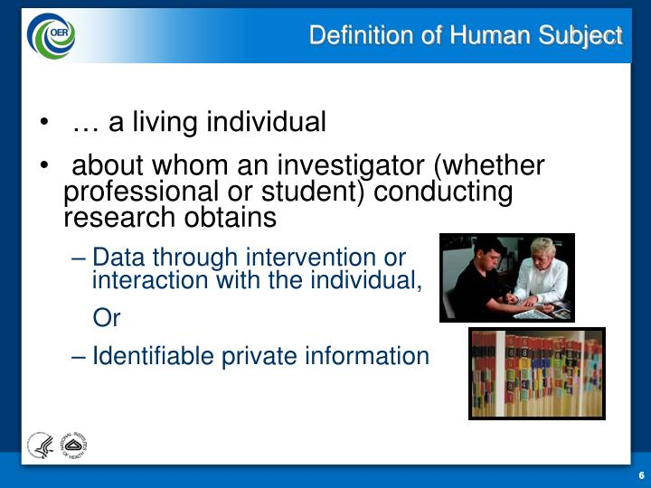 Ppt human subjects research primer powerpoint for Define extra mural