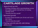 cartilage growth