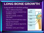 long bone growth43