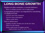long bone growth44
