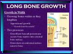 long bone growth45
