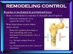 remodeling control52