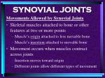 synovial joints78