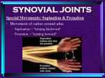 synovial joints88