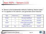 basic rgf s sensors 1 2