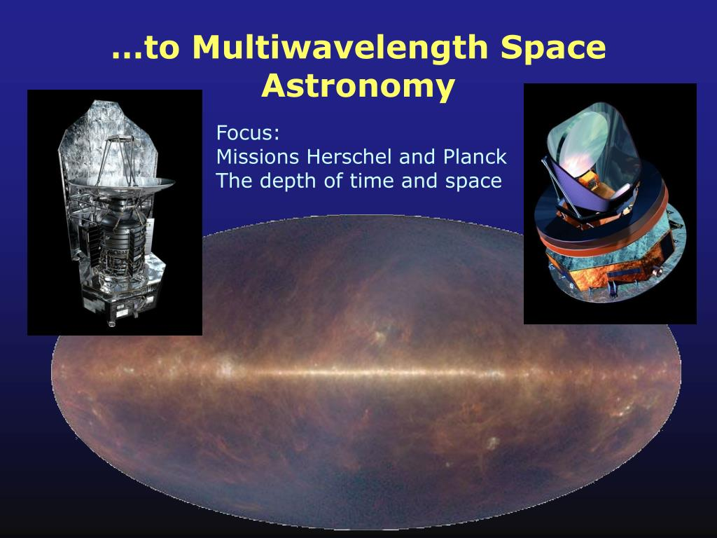 …to Multiwavelength Space Astronomy