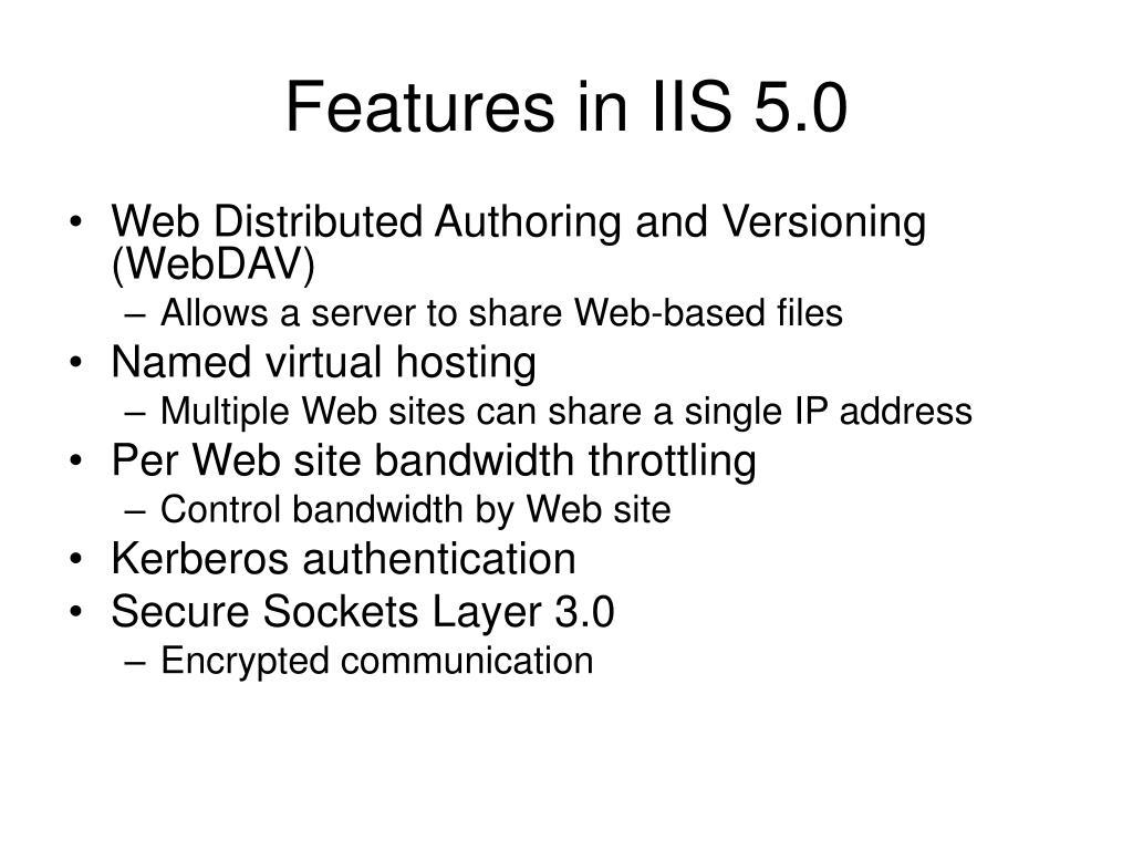 PPT - Web Servers PowerPoint Presentation - ID:894712