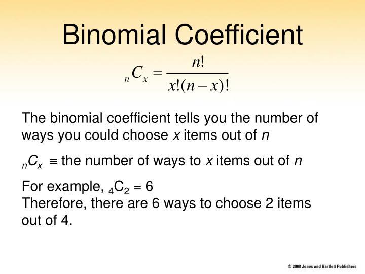 Binomial Coefficient