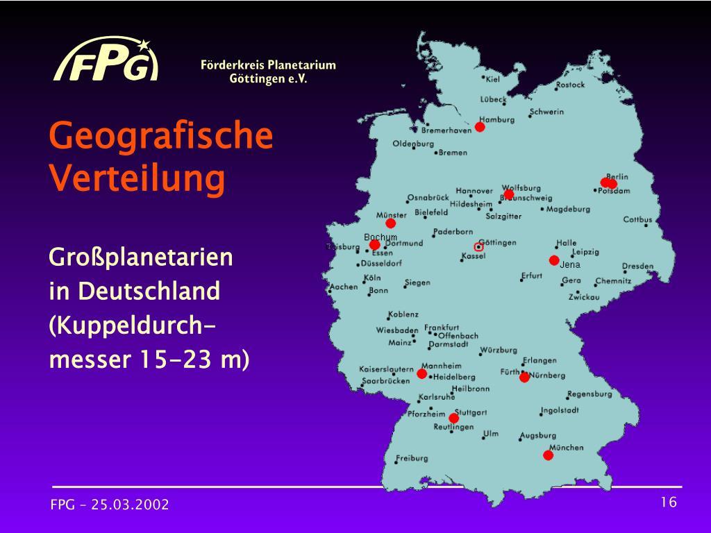 Geografische