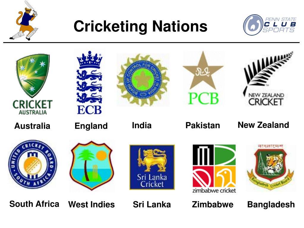 Cricketing Nations