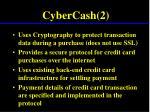 cybercash 2