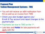 payment plan tuition management systems tms