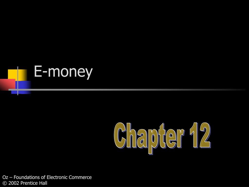 e money l.