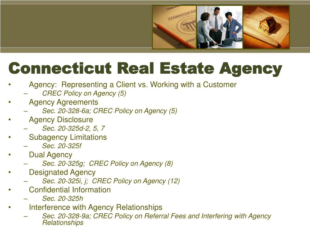 Connecticut Real Estate Agency
